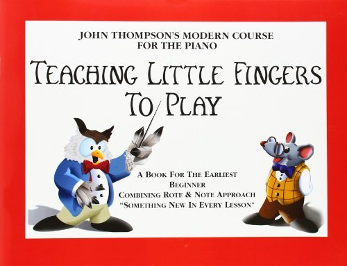 TEACHING LITTLE FINGERS TO PLAY PF