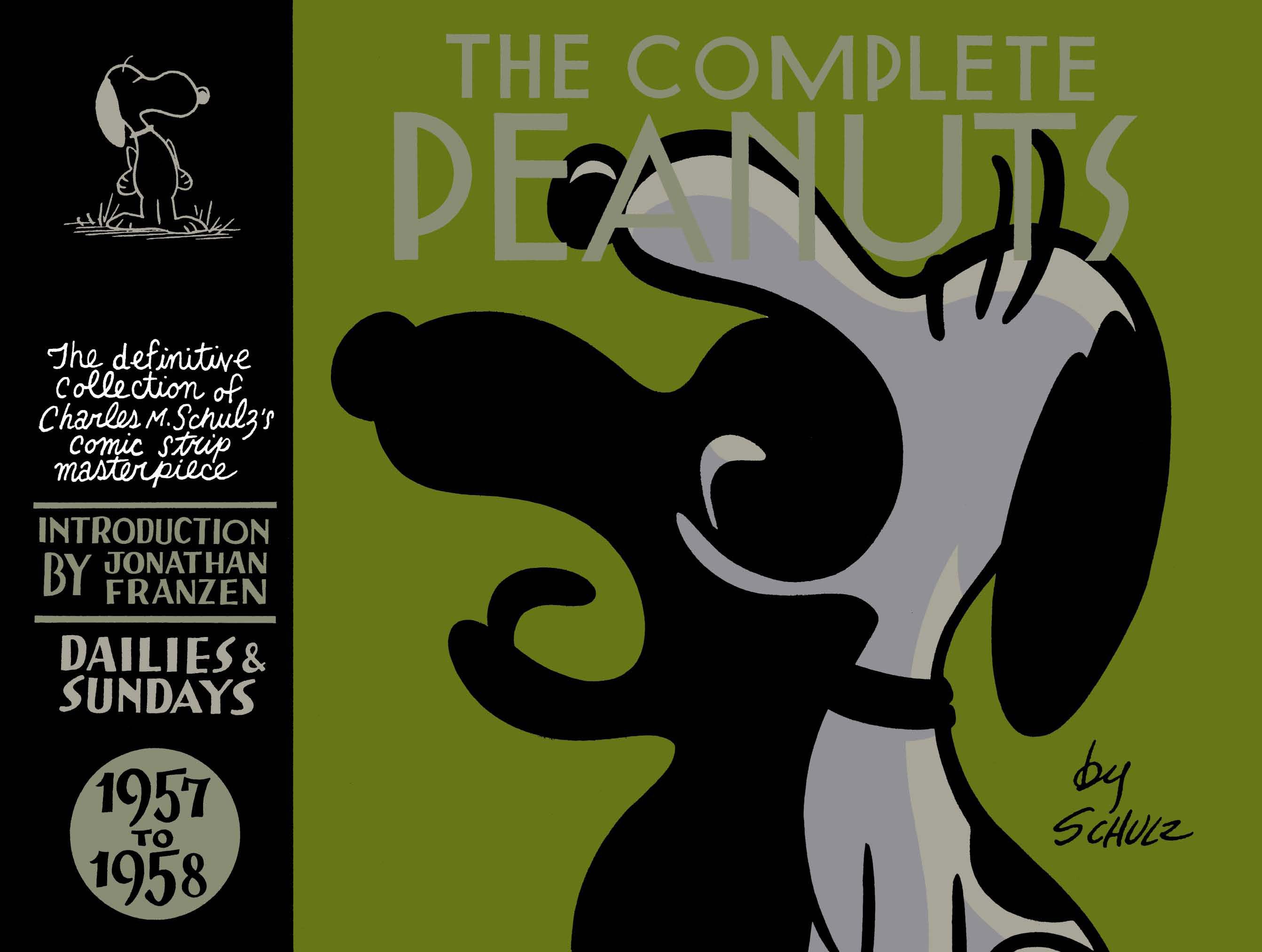 The Complete Peanuts, Vol. 4: 1957-1958
