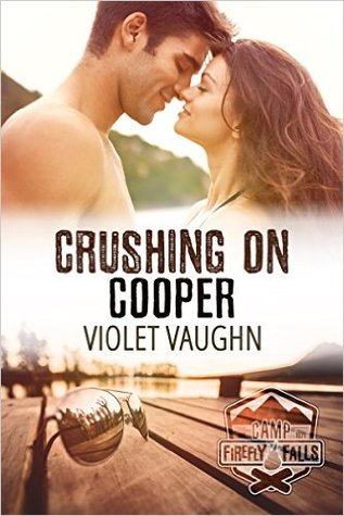 Crushing on Cooper (Camp Firefly Falls, #3)