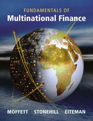 Fundamentals of Multinational Finance: WITH International Marketing and Export Management