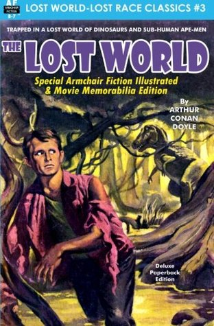 The Lost World, Special Armchair Fiction Illustrated & Movie Memorabilia Edition