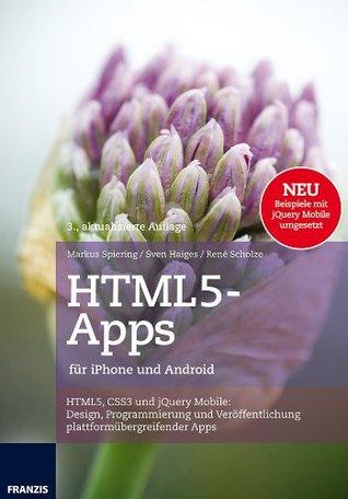 HTML5-Apps für iPhone und Android (Professional Series)