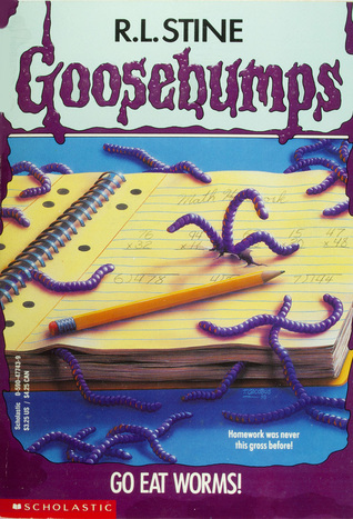 Go Eat Worms! (Goosebumps, #21) por R.L. Stine