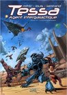 Cosmolympiades (Tessa Agent intergalactique, #4)