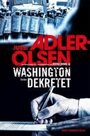 Washingtondekretet by Jussi Adler-Olsen