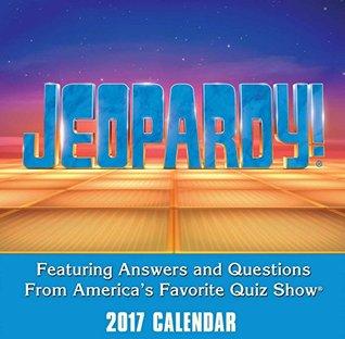 Jeopardy! 2017 Day-to-Day Calendar by Sony