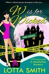 W is for Wicked (Paranormal in Manhattan #2)