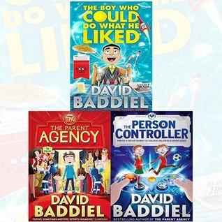 David Baddiel Collection 3 Books Bundle
