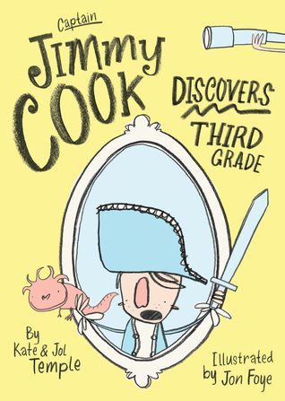 Captain Jimmy Cook Discovers Third Grade