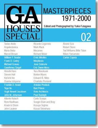 GA Houses Special: Masterpieces 1971-2000 v. 2