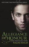 Allegiance of Honour (Psy-Changeling, #15)
