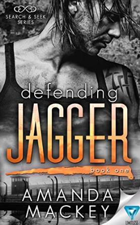 Defending Jagger (Search & Seek #1)