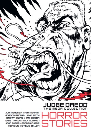 Horror Stories (Judge Dredd The Mega Collection #77)