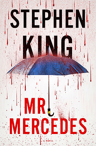 Image result for Mr. Mercedes by Stephen King book