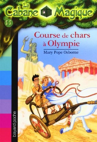 Course de Chars a Olympie