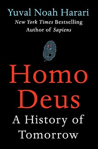 homo deus-yuval noah harari-marketing, creativity, business books-www.ifiweremarketing.com