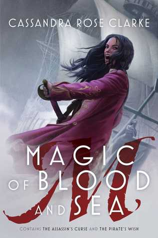 Magic of Blood and Sea (The Assassin's Curse, #1-2)