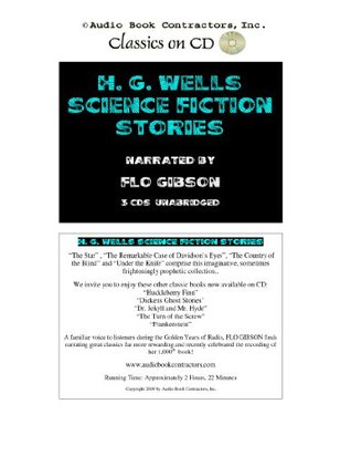 H.G. Wells Science Fiction Stories