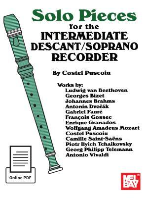 Solo Pieces for the Interm. Descant/Soprano Recorder