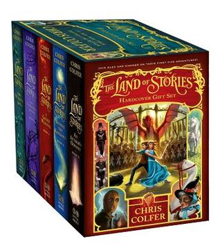 The Land of Stories Gift Set