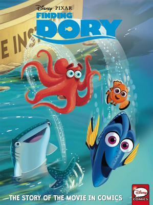 Disney-Pixar Finding Dory: Movie Graphic Novel