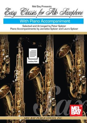 Easy Classics for Alto Saxophone