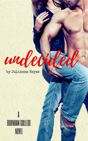Undecided Book Cover