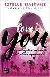 Love you by Estelle Maskame