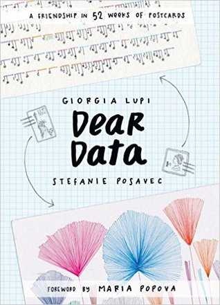 Dear Data by Giorgia Lupi