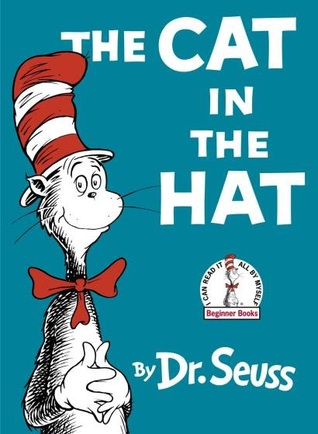 The Cat In Hat By Dr Seuss