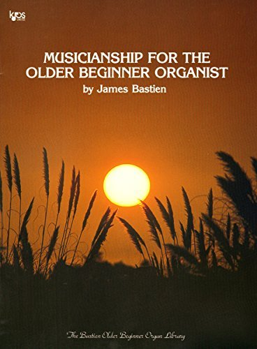 WR4 - Musicianship For The Older Beginner Organist - Level 2