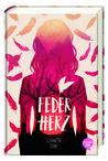 Federherz by Elisabeth Denis