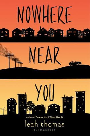 Image result for nowhere near you blurb