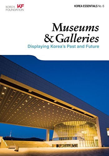 Museums & Galleries: Displaying Korea's Past and Future (Korea Essentials Book 6)