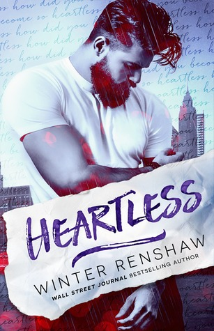 Heartless (Amato Brothers, #1)