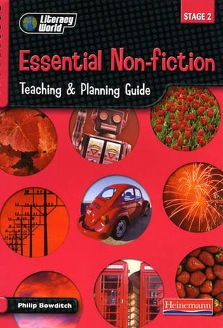 Literacy World Stage 2 Non Fiction: Essential Teaching & Planning Guide Scotland/NI