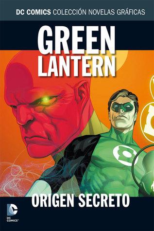 Green Lantern: Origen Secreto (DC Comics Colección Novelas Gráficas, #6)