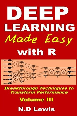Deep Learning Made Easy with R