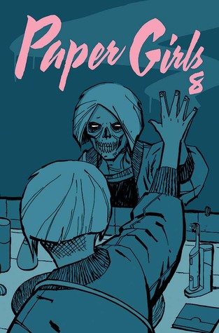 Paper Girls #8 by Brian K. Vaughan