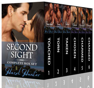 Second Sight; The Complete Series Box Set (Second Sight, #1 To #6)