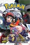 Pokémon 30. Negro y Blanco 5 by Hidenori Kusaka