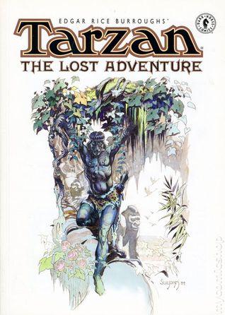 Tarzan: The Lost Adventure (Volume 1)