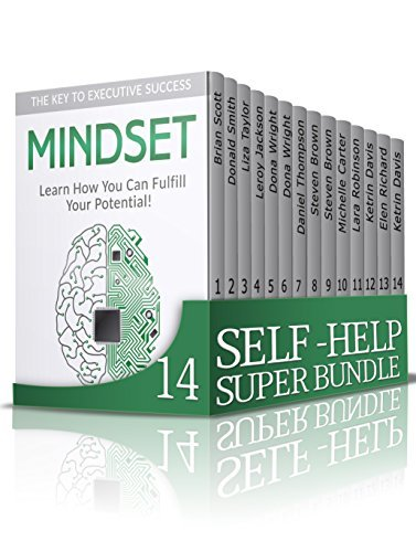 Self-Help Super Bundle: Learn How to Reach Unlimited Success in Career, Relationships, and Life (14 Books)