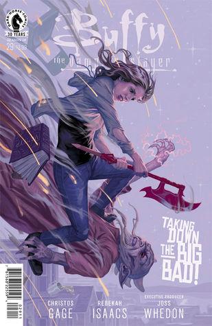 Buffy the Vampire Slayer: Own It, Part 4: Vengeance (Season 10, #29)