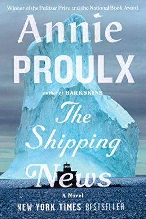 Image result for the shipping news book cover