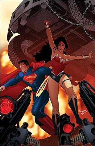 Superman/Wonder Woman, Volume 5: A Savage End