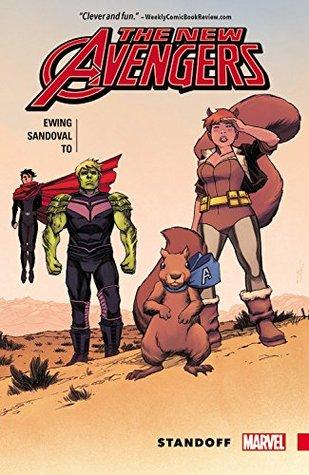 New Avengers: A.I.M., Volume 2: Standoff