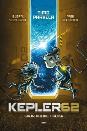 Matka (Kepler62, #3)