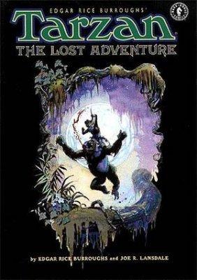 Tarzan: The Lost Adventure, Volume 2