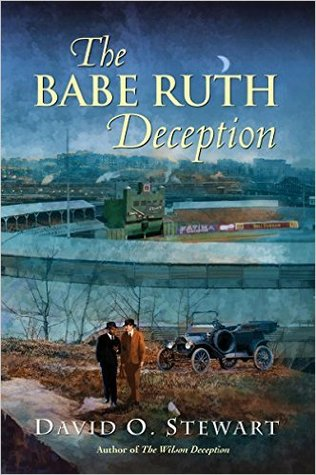 The Babe Ruth Deception (Dr. Jamie Fraser & Speed Cook #3)